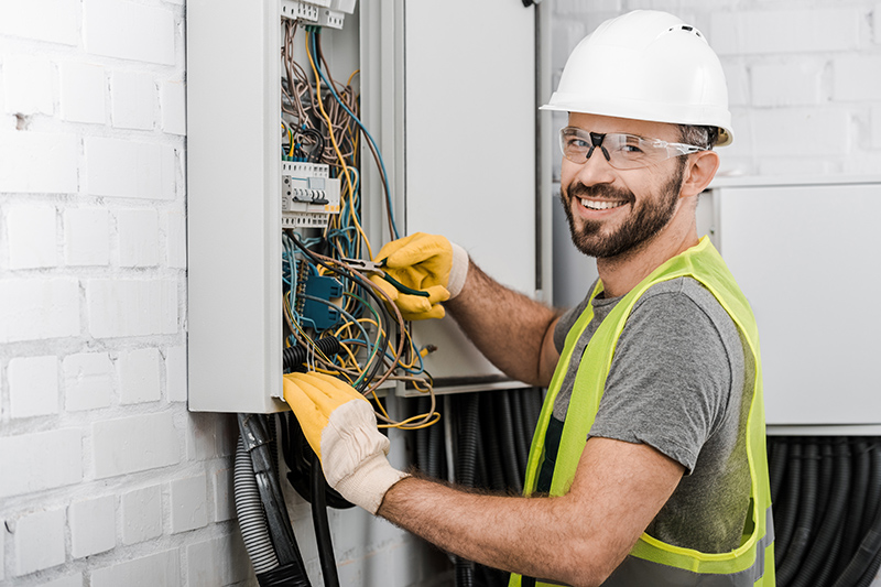 Local Electricians Near Me in Leicester Leicestershire